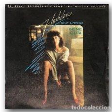 Discos de vinil: OST - FLASHDANCE - IRENE CARA - WHAT A FEELING.... Lote 274185993