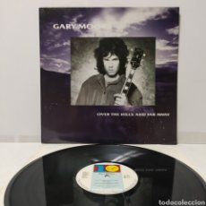 Discos de vinilo: GARY MOORE - OVER THE HILLS AND FAR AWAY 1986 ED ALEMANA. Lote 274214558