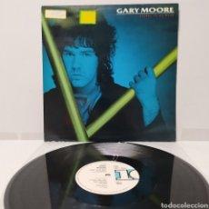Discos de vinilo: GARY MOORE - FRIDAY ON MY MIND 1987 ED UK. Lote 274214778