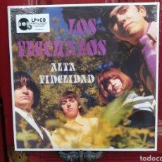 Discos de vinilo: LOS FLECHAZOS–ALTA FIDELIDAD . LP VINILO + CD. PRECINTADO.. Lote 274245458