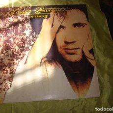 Discos de vinilo: LUCIO BATTISTI. IO TU NOI TUTTI. NUMERO UNO, 1977. EDC. ITALIA (#). Lote 274248193