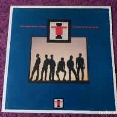 Discos de vinilo: INSPECTOR TUPPENCE ,VINYL LP 1993 SPAIN 30313030. Lote 274250358
