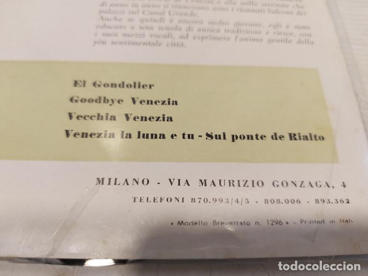 Discos de vinilo: FIRMADO !! UMBERTO DA PEDRA E LA SUA CHITARRA / EP - FONIT / LEVES MARCAS. ***/*** - Foto 3 - 274307408