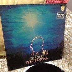 Discos de vinilo: EELA CRAIG - MISSA UNIVERSALIS / ALBUM LP VINYL AÑO 1978 MADE IN GERMANY.. Lote 274324228
