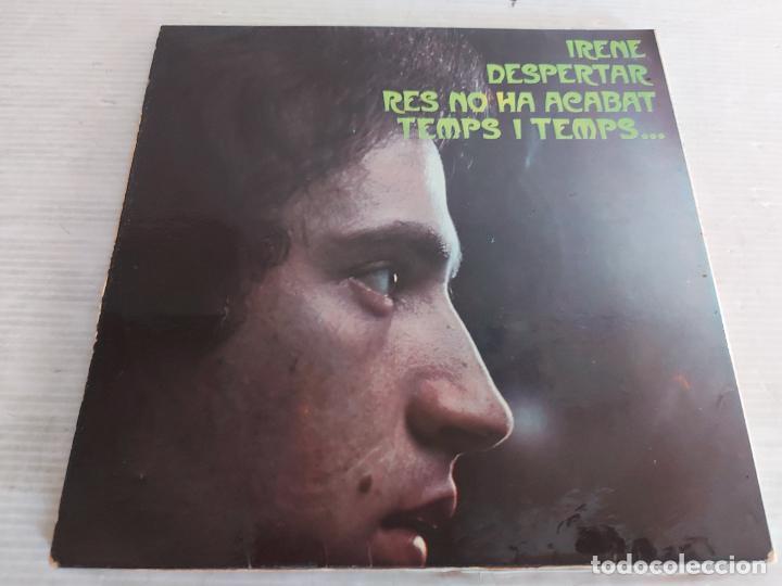 Discos de vinilo: LLUÍS LLACH / IRENE +3 / EP-GATEFOLD - MOVIE PLAY-1969 / MBC. ***/*** - Foto 3 - 274326678