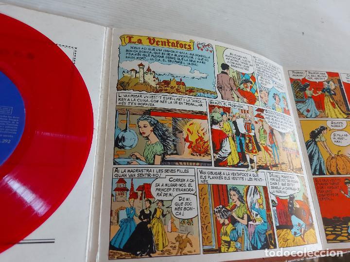 Discos de vinilo: LA VENTAFOCS / DISCO-CUENTO - EP-ODEON-1959 / MUY BUENA CALIDAD. ***/*** - Foto 2 - 274330003