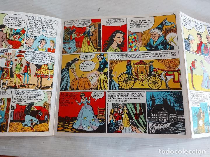 Discos de vinilo: LA VENTAFOCS / DISCO-CUENTO - EP-ODEON-1959 / MUY BUENA CALIDAD. ***/*** - Foto 3 - 274330003