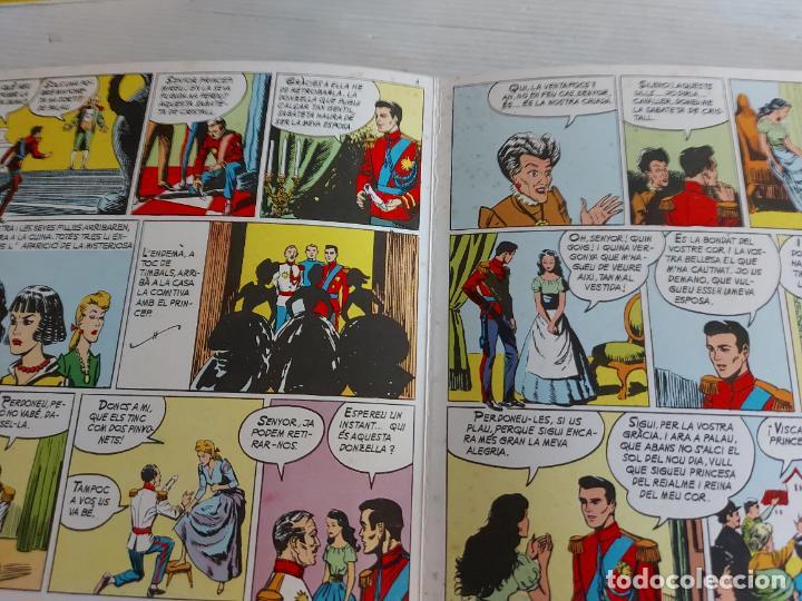 Discos de vinilo: LA VENTAFOCS / DISCO-CUENTO - EP-ODEON-1959 / MUY BUENA CALIDAD. ***/*** - Foto 4 - 274330003