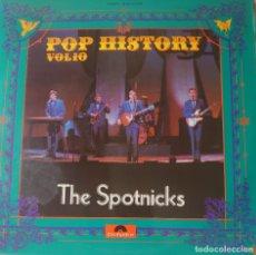 Discos de vinilo: THE SPOTNICKS LP DOBLE 2 DISCOS EDITADO EN ESPAÑA POR EL SELLO POLYDOR.... Lote 274332138