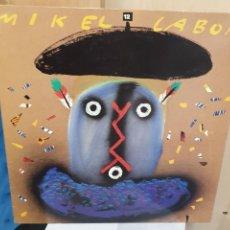 Discos de vinilo: LP MIKEL LABOA 12 AÑO ELKAR 1989. Lote 274339628