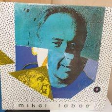 Discos de vinilo: LP VINILO MIKEL LABOA 6 ELKAR AÑO 1985. Lote 274373803