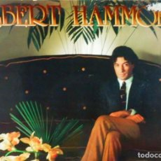 Discos de vinilo: ALBERT HAMMOND * LP * COMPRENDERTE * 1981 PROMOCIONAL * RARE WHITE LABEL. Lote 274412328