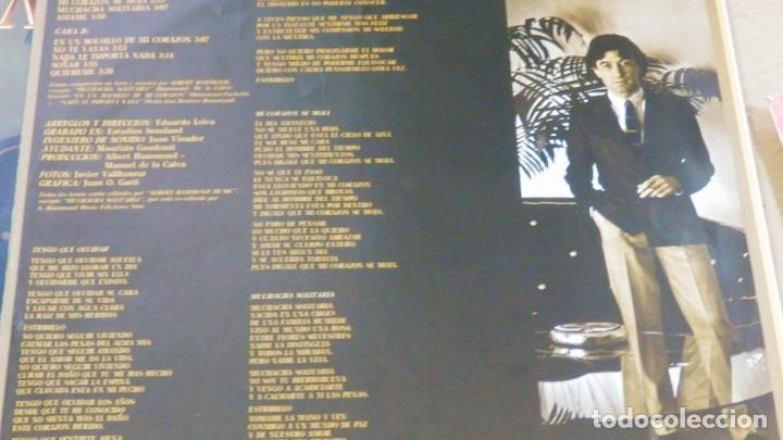 Discos de vinilo: Albert Hammond * LP * Comprenderte * 1981 Promocional * Rare White label - Foto 3 - 274412328