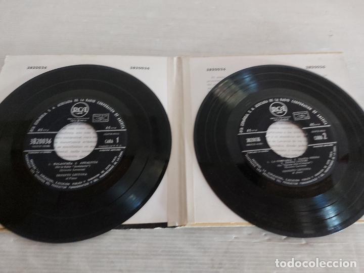 Discos de vinilo: LECUONA INTERPRETA LECUONA / DOBLE EP-GATEFOLD - RCA USA-1958 / MBC. ***/*** - Foto 2 - 274416598