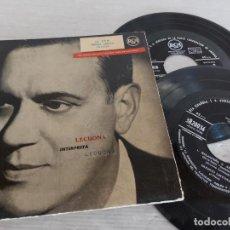 Discos de vinilo: LECUONA INTERPRETA LECUONA / DOBLE EP-GATEFOLD - RCA USA-1958 / MBC. ***/***. Lote 274416598