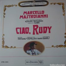 Discos de vinilo: MARCELLO MASTROIANI LP PORTADA DOBLE SELLO RCA ITALIANA EDITADO EN ITALIA DEL ......... Lote 274424598