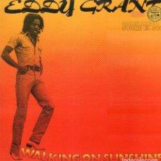 Discos de vinilo: EDDY GRANT - CAMINANDO BAJO EL SOL - WALKING ON SUNSHINE / LP MOVIE PLAY DE 1978 RF-9849. Lote 274432843