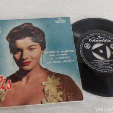 Discos de vinilo: LILIAN DE CELIS / BATALLÓN DE MODISTILLAS + 3 / EP - COLUMBIA-SIN FECHA / MBC. ***/***. Lote 274548493