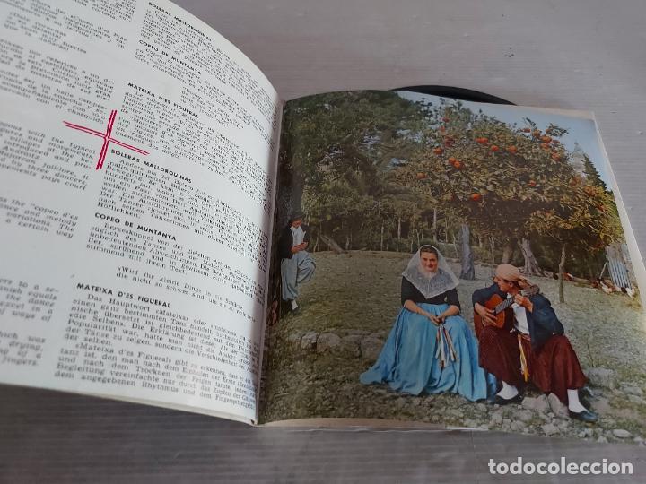 Discos de vinilo: MALLORCA / SU MÚSICA Y SUS DANZAS / EP-GATEFOLD - BELTER-1960 / MBC. ***/*** LETRAS - Foto 3 - 274549158
