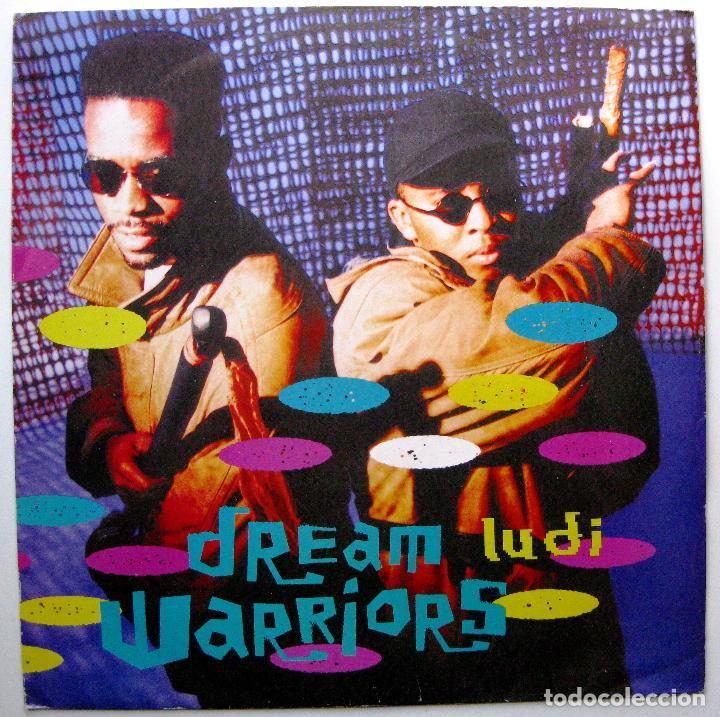 DREAM WARRIORS - LUDI - MAXI 4TH & BROADWAY 1991 UK BPY (Música - Discos de Vinilo - Maxi Singles - Reggae - Ska)