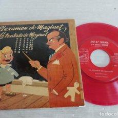 Discos de vinilo: JOSE Mª TARRASA Y SU POPULAR MAGINET / EP - LA VOZ DE SU AMO-1958 / MBC. ***/*** DIFÍCIL.. Lote 274566028