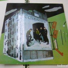 Discos de vinilo: 091 -CEMENTERIO DE AUTOMOVILES- LP - AÑO 1986 -N. Lote 274566428