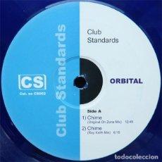 Discos de vinilo: ORBITAL. CHIME. CLUB STANDARDS 2005.. Lote 274601548