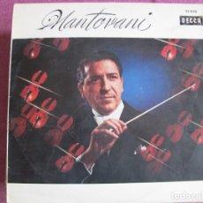 Discos de vinil: LP - MANTOVANI - MISMO TITULO (GERMANY, DECCA RECORDS SIN FECHA). Lote 274601643