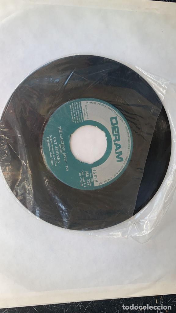 Discos de vinilo: DISCO EP CAT STEVENS A BAD NIGHT RARISIMO EP PORTUGUES - Foto 4 - 274616863