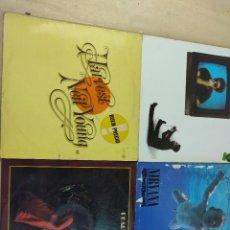 Disques de vinyle: LOTE DE 4 DISCOS DE VINILO. Lote 274619233