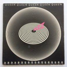 Discos de vinilo: QUEEN – JAZZ SCANDINAVIA,1978 EMI. Lote 274648598