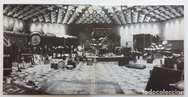 Discos de vinilo: Queen – Jazz Scandinavia,1978 EMI - Foto 3 - 274648598