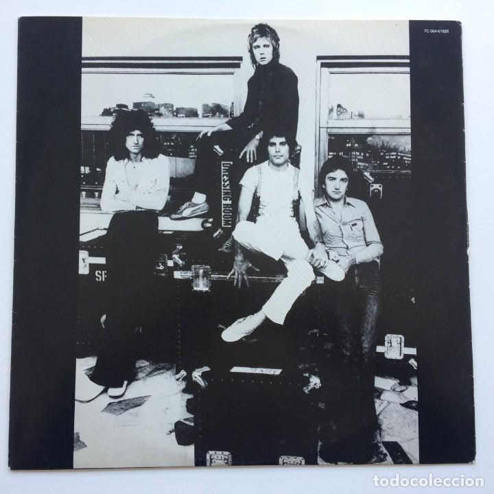 Discos de vinilo: Queen – Jazz Scandinavia,1978 EMI - Foto 4 - 274648598