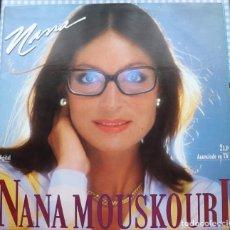 Discos de vinilo: DISCO VINILO LP (2) NANA - NANA MOUSKOURI -. Lote 274661768