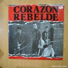 Discos de vinilo: CORAZON REBELDE - CORAZON REBELDE - MAXI. Lote 274666953