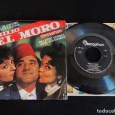 Discos de vinilo: EMILIO EL MORO / CELOS DE ESPUMA + 3 / EP-DISCOPHON-1964 / MBC. ***/***. Lote 274684408