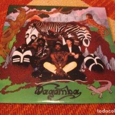 Discos de vinilo: DAGOMBA MAXI 45 RPM AFRO TOUCH ECB RECORDS ORIGINAL ESPAÑA 1986. Lote 274756668