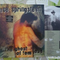 Disques de vinyle: BRUCE SPRINGSTEEN - THE GHOST OF TOM JOAD (CBS/SONY, ES, 1995). Lote 274776788