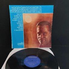 Discos de vinilo: JOSÉ GUARDIOLA / MISMO TÍTULO / LP - VERGARA-1967 / MBC. ***/***. Lote 274800648