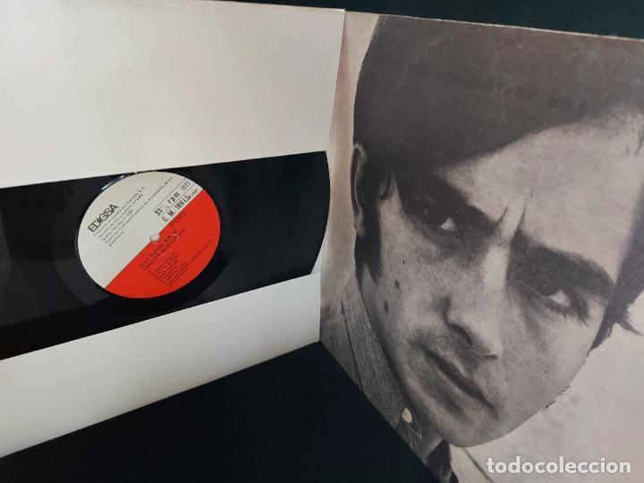 Discos de vinilo: JOAN MANUEL SERRAT / CANÇONS TRADICIONALS / LP-GATEFOLD - EDIGSA-1967 / MBC. ***/*** - Foto 2 - 274804298