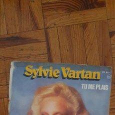 """Disques de vinyle: SYLVIE VARTAN – SOLITUDE LABEL: RCA VICTOR – PB 8213, RCA – PB 8213 FORMAT: VINYL, 7"""", 45 RPM, SI. Lote 274809693"""
