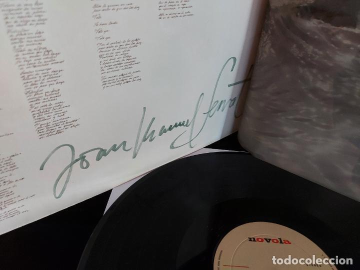 Discos de vinilo: JOAN MANUEL SERRAT / MISMO TÍTULO / LP-GATEFOLD-NOVOLA-1969 / POSTER INTERIOR GIRADO / MBC. ***/*** - Foto 3 - 274814198