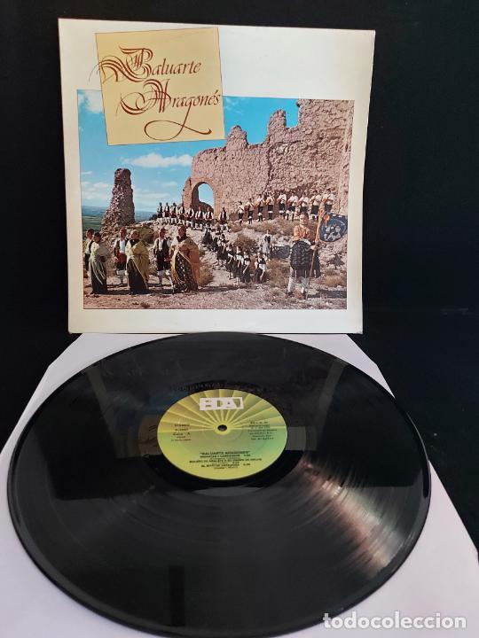 BALUARTE ARAGONÉS / MISMO TÍTULO / LP - BDA-1979 / MBC. ***/*** (Música - Discos - LP Vinilo - Country y Folk)