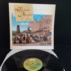 Discos de vinilo: BALUARTE ARAGONÉS / MISMO TÍTULO / LP - BDA-1979 / MBC. ***/***. Lote 274815173