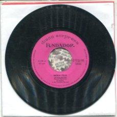 Discos de vinilo: MARCAS COMERCIALES - FUNDADOR 10,199 NURIA FELIU. Lote 296770133
