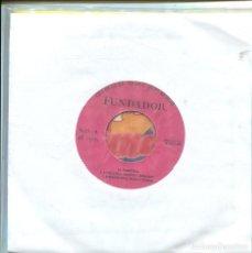 Discos de vinilo: MARCAS COMERCIALES - FUNDADOR 10,212 (LA PANDILLA). Lote 274846663