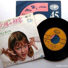Discos de vinilo: MARISOL - ME CONFORMO - SINGLE SEVEN SEAS 1966 JAPAN JAPON (EDICIÓN JAPONESA) BPY COMO NUEVO. Lote 274854463