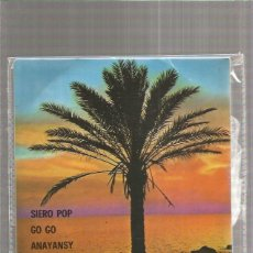 Discos de vinilo: JORGE ENRIQUE SIERO POP. Lote 274861943