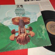 Discos de vinilo: LONDON PAUL FREEMAN ROSAND VIOLIN PLANES PIANO STARKER VIOLIN BLACK SERIES VOL.6 LP 1975 COLUMBIA US. Lote 274891723