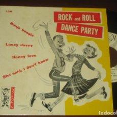 Discos de vinilo: LOS ROCKERS DE ARIZONA - 1961 - MUY NUEVO. Lote 274937613